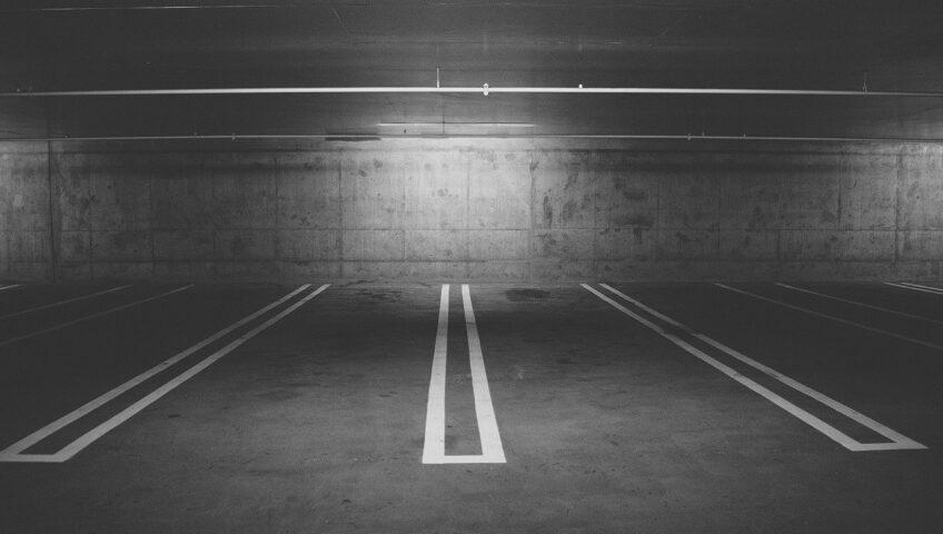 Wilgoć w garażu podziemnym